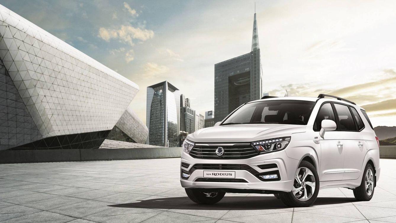 La renovación del gran SsangYong Rodius, el coche más grande y asequible del mercado