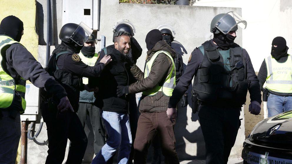 Cuatro detenidos en España en una operación contra una red de captación del EI