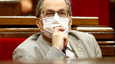 Quim Torra encargó un informe para implantar una criptomoneda en Cataluña y no lo pagó