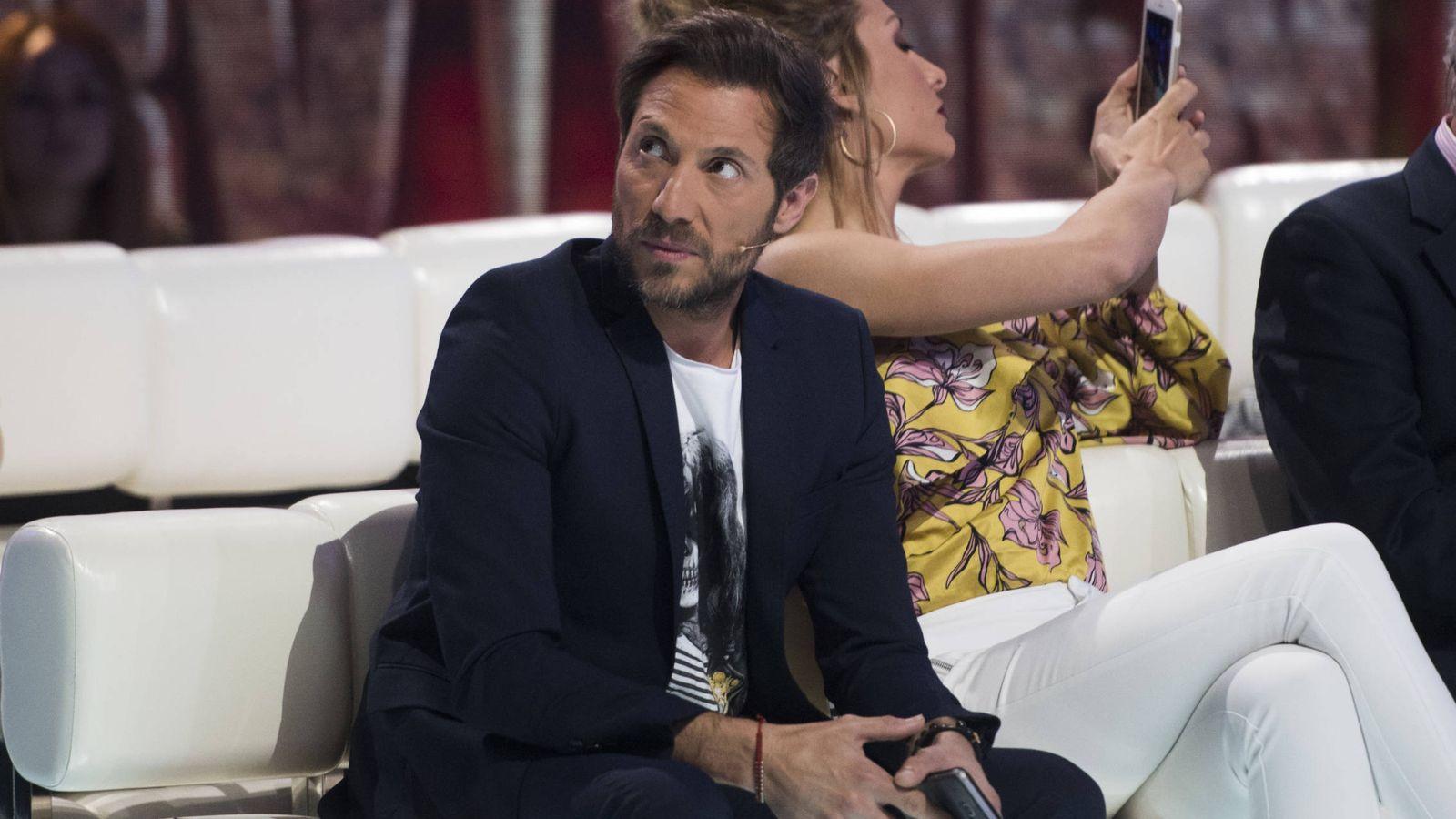 Foto: Antonio David Flores en un programa de Telecinco. (Gtres)