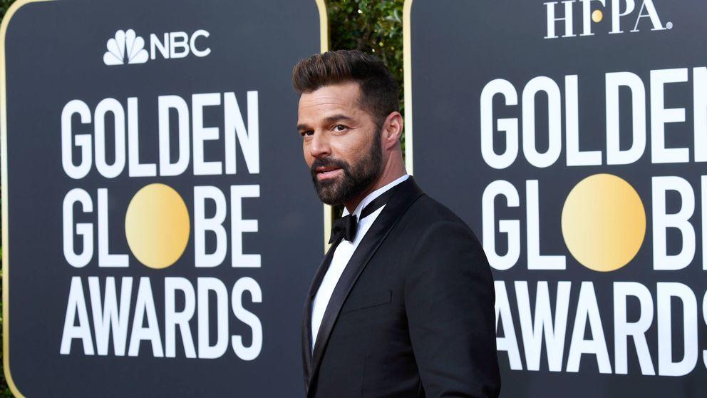 De Ricky Martin a Antonio Banderas: los hombres con más estilo de los Globos de Oro 2019