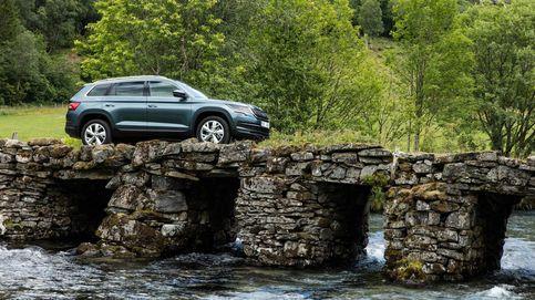 Skoda lanzará el Kodiaq, su primer SUV, a principios de 2017