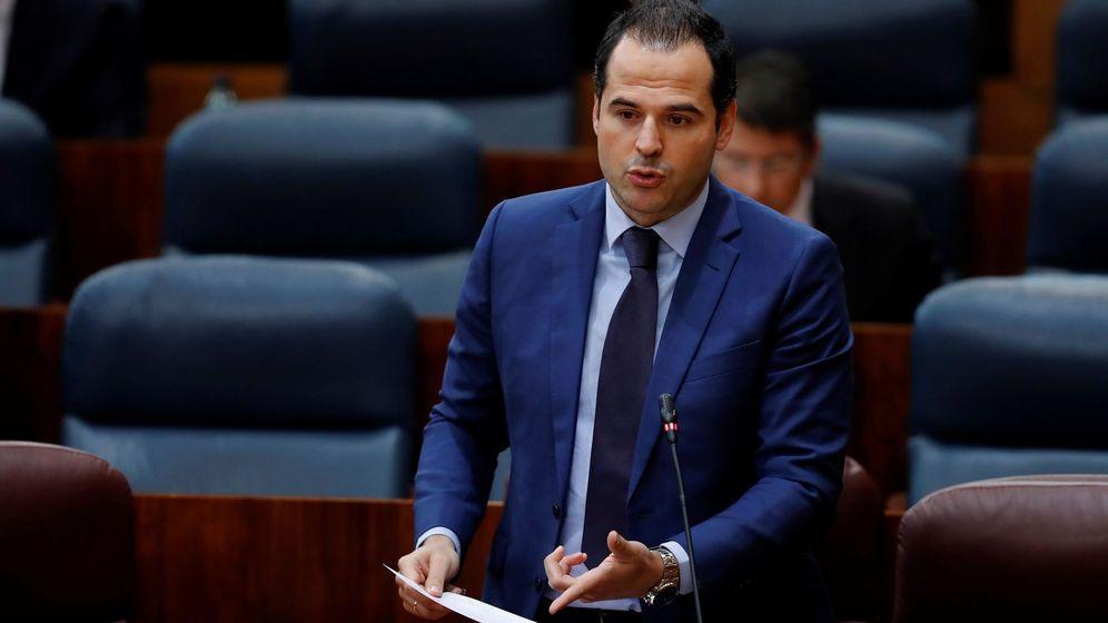 Foto: El vicepresidente de la Comunidad de Madrid, Ignacio Aguado. (EFE)