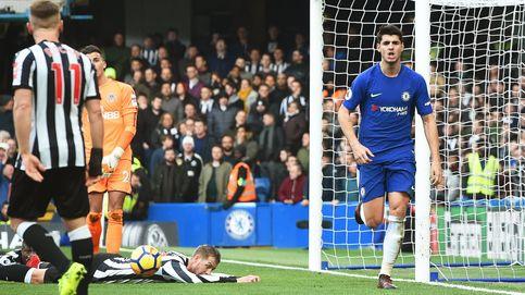 Morata sigue de dulce, el United presiona a Guardiola tras ganar al Arsenal