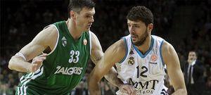 Mirotic lidera a un gran Madrid que doblega al Zalgiris en la prórroga