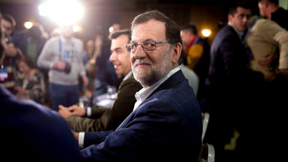 Rajoy: Sólo hay una alternativa razonable, el pacto PP, PSOE y C's