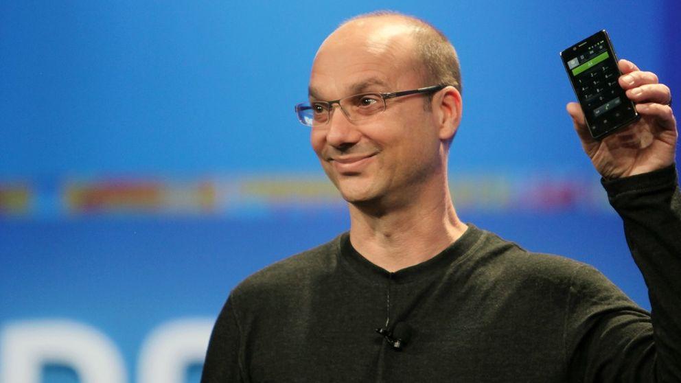 El cofundador de Android, Andy Rubin, deja Google