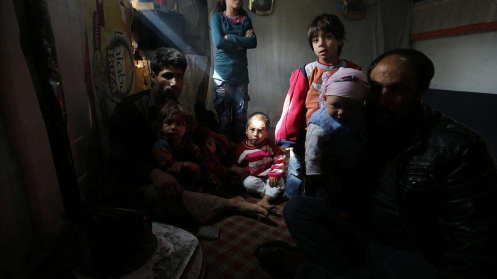 Así vivirán los sirios que Europa deporta a Turquía