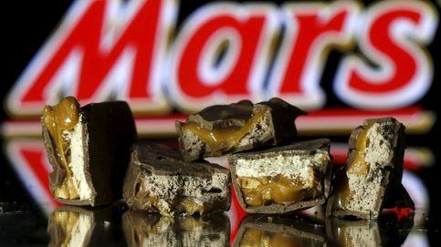 Las chocolatinas Mars, bajo la lupa de Sanidad tras encontrar plástico en ellas