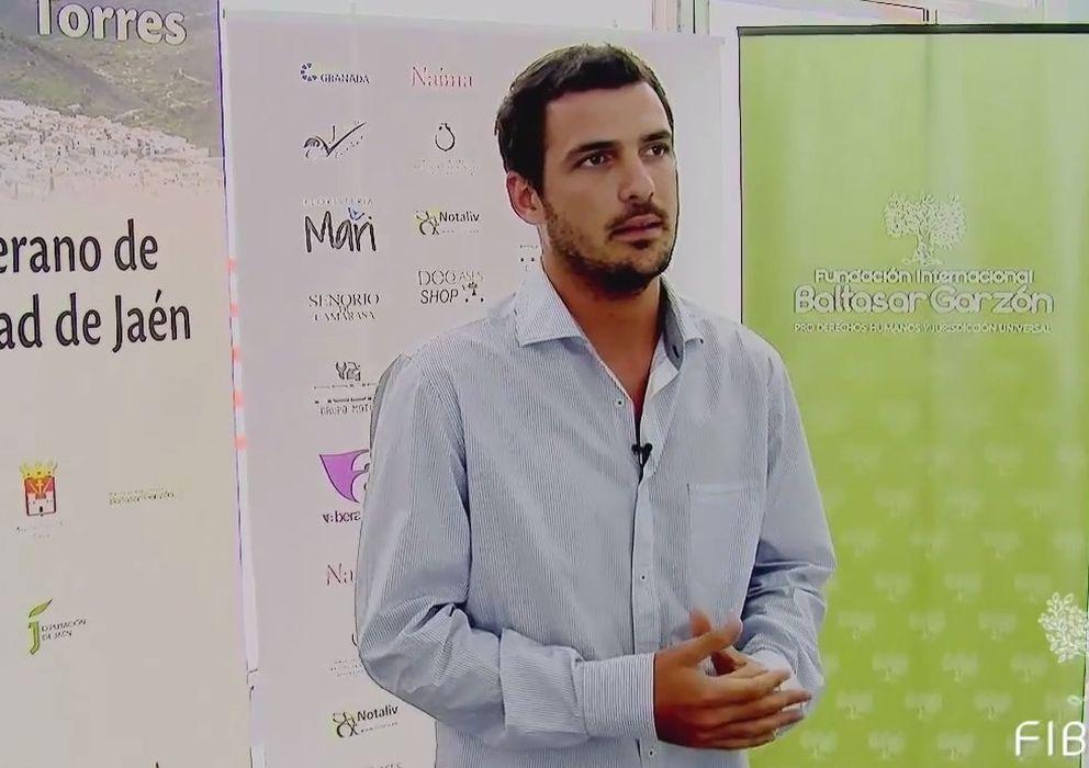 Foto: Eduardo Garzón en el marco de los Cursos de Verano de Torres en Jaén organizados por Universidad de Jaén y la Fundación Internacional Baltasar Garzón. (FIBGAR©)