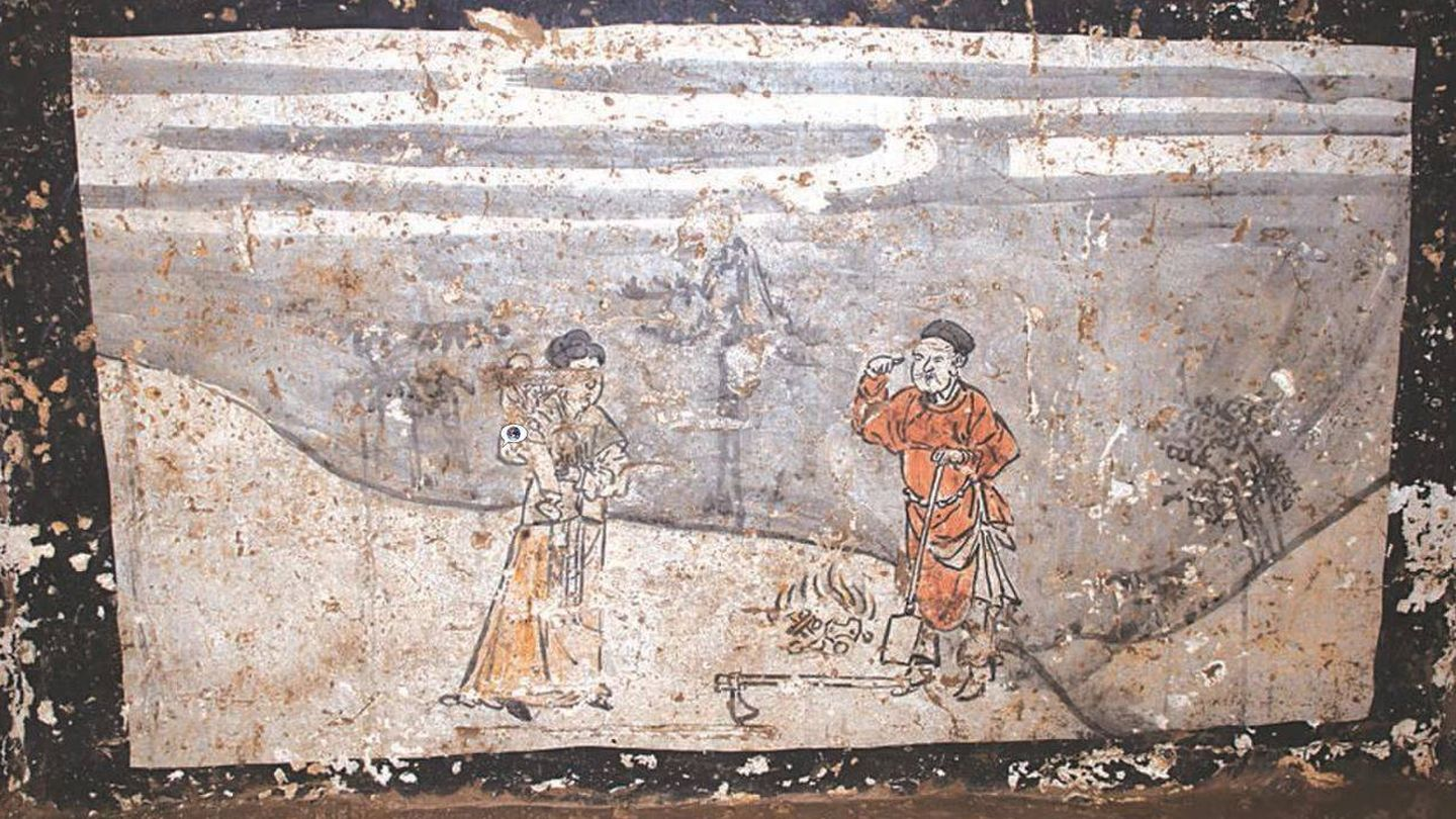 Foto: Chinese Cultural Relics.