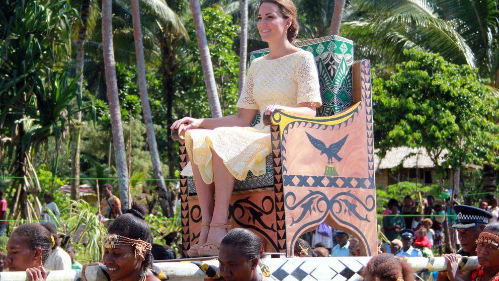 Catalina, 'de Rodríguez' en el Caribe a todo lujo: 11.000 € por semana