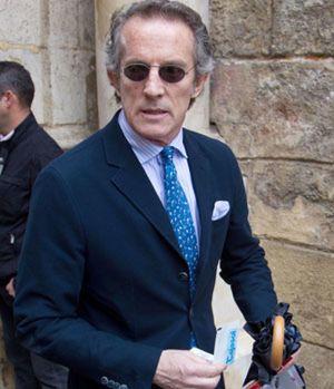 El futuro duque consorte de Alba, Alfonso Diez, no se puede jubilar