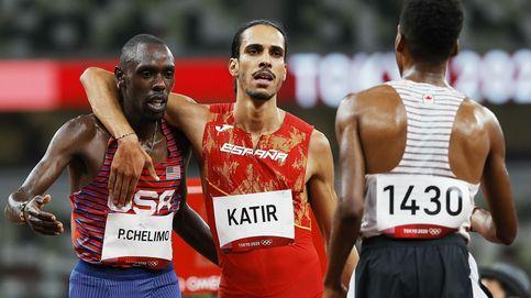 Tokio, en directo | Mo Katir estará en la final de los 5.000 y Alberto Ginés, en la de escalada