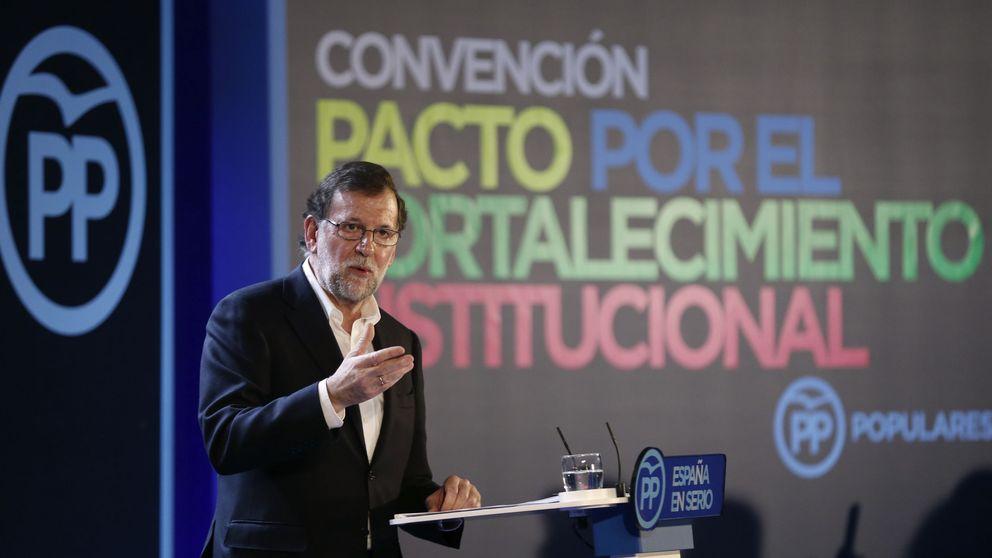 """Rajoy, en tierra independentista: """"No permitiré la quiebra de la soberanía"""""""