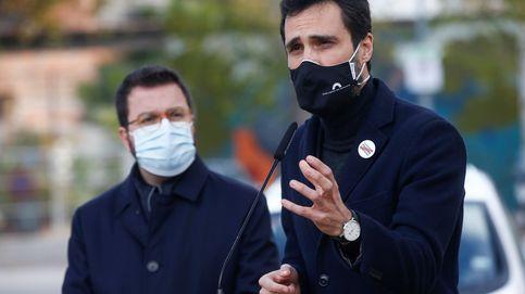 Roger Torrent será el número 3 de la lista de ERC en las próximas elecciones en Cataluña