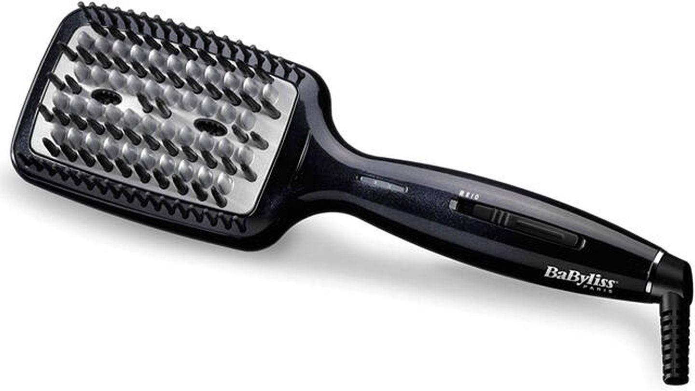 Cepillo alisador de pelo iónico BaByliss Liss Brush HSB101E