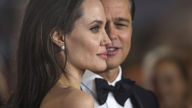 Detalle de los labios de Angelina Jolie. (Reuters)