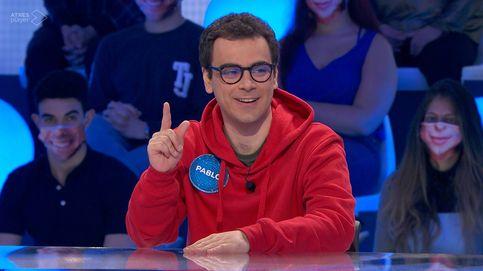 El récord 'negativo' que Pablo Díaz cree haber superado por error en 'Pasapalabra'