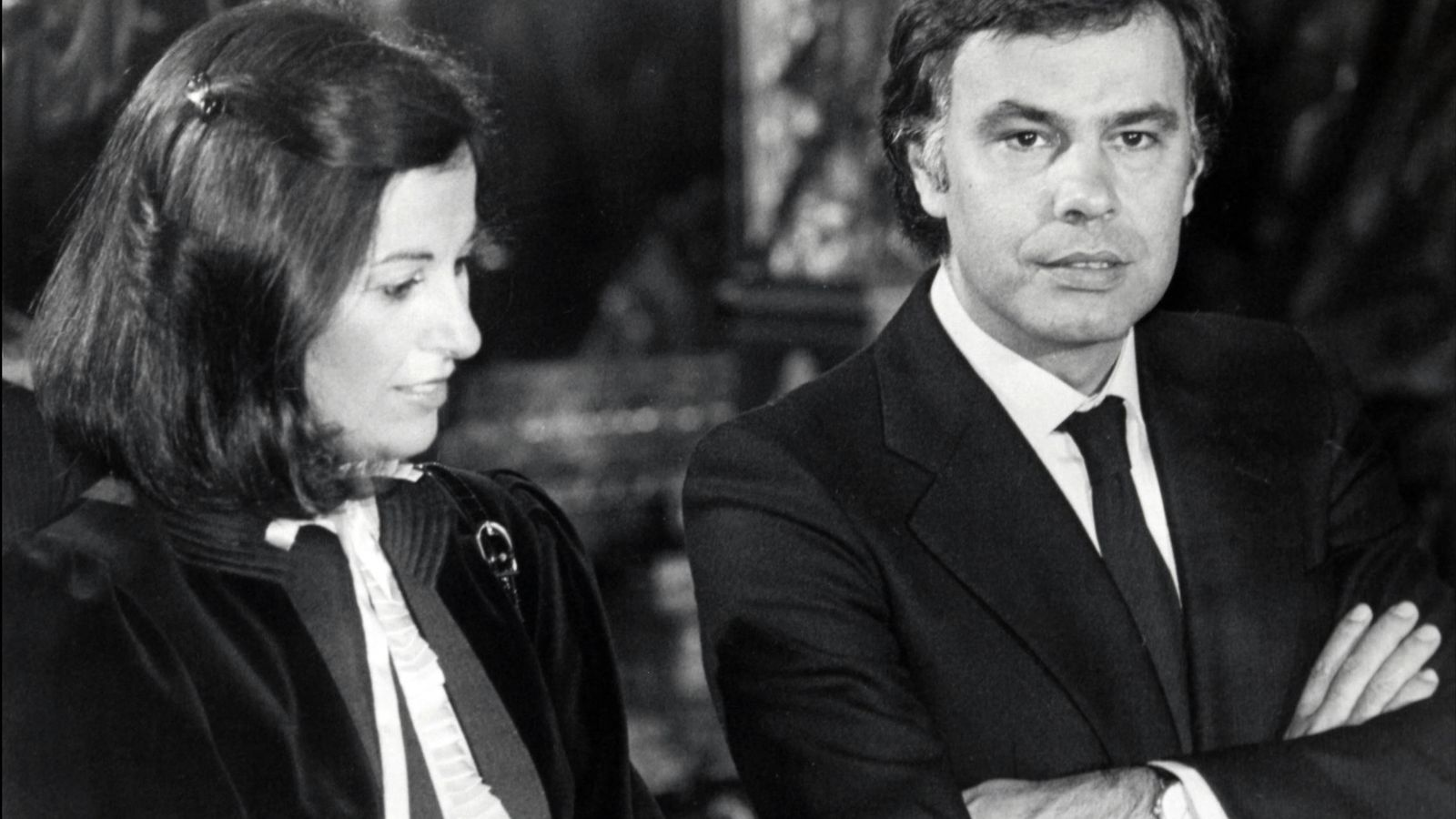 Foto: Felipe González y Carmen Romero en una imagen de archivo.(Gtres)