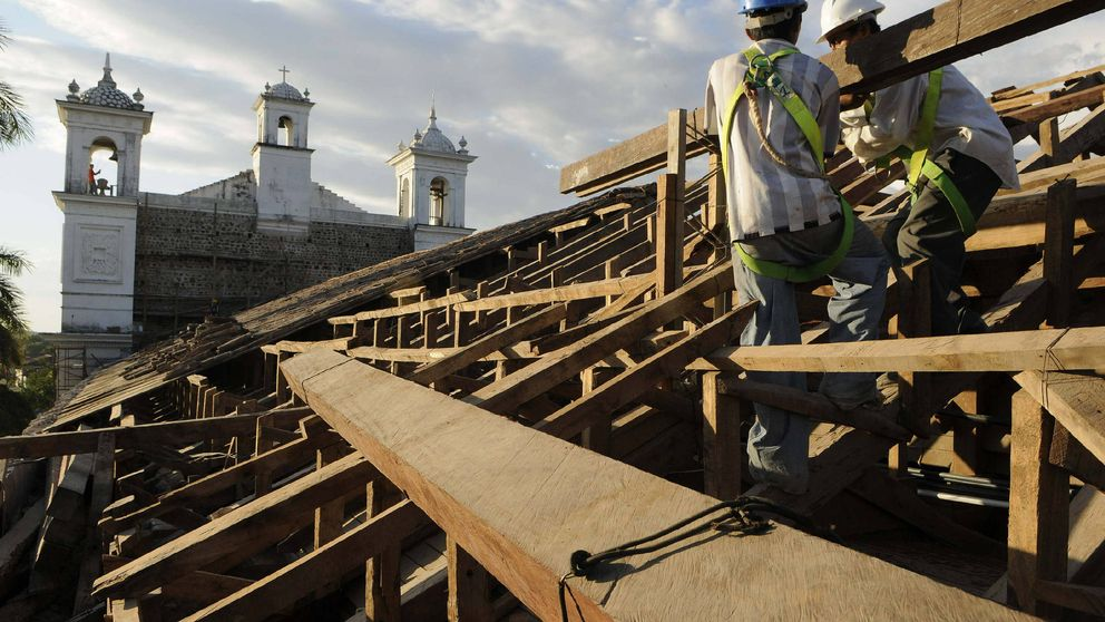 La construcción pacta una subida del 0,6%  para los trabajadores