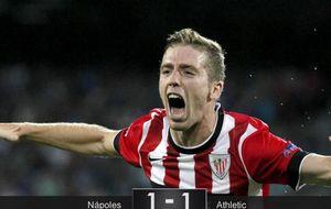 El Athletic recuperó a tiempo para la causa al renacido Muniain