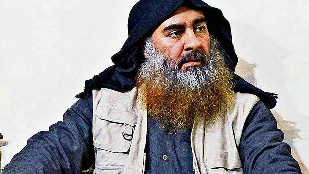 Foto: El 'califa' del Daesh Abu Bakr Al Bagdadi