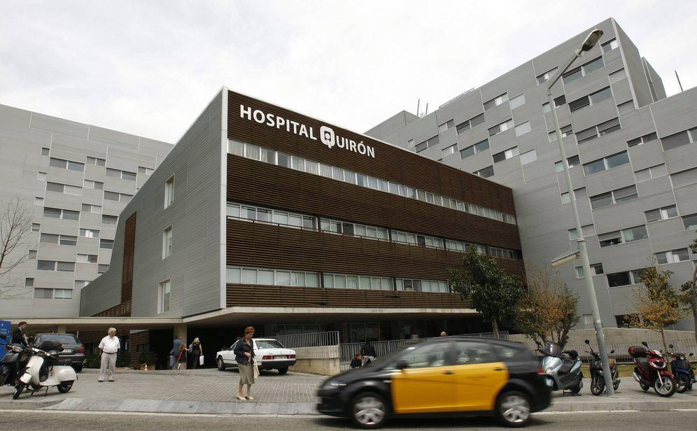 Foto: Hospital Quirón de Barcelona. (Reuters)
