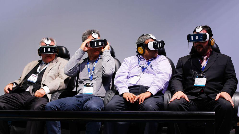 Foto: Las gafas de realidad virtual pretenden convertirse en la nueva revolución del videojuego. (Reuters)