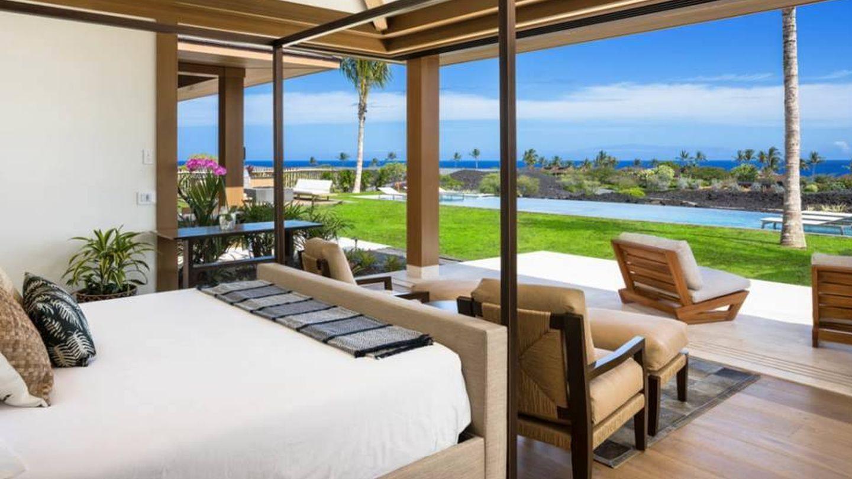 Dormitorios con vistas al Pacífico. (Kukio.com)