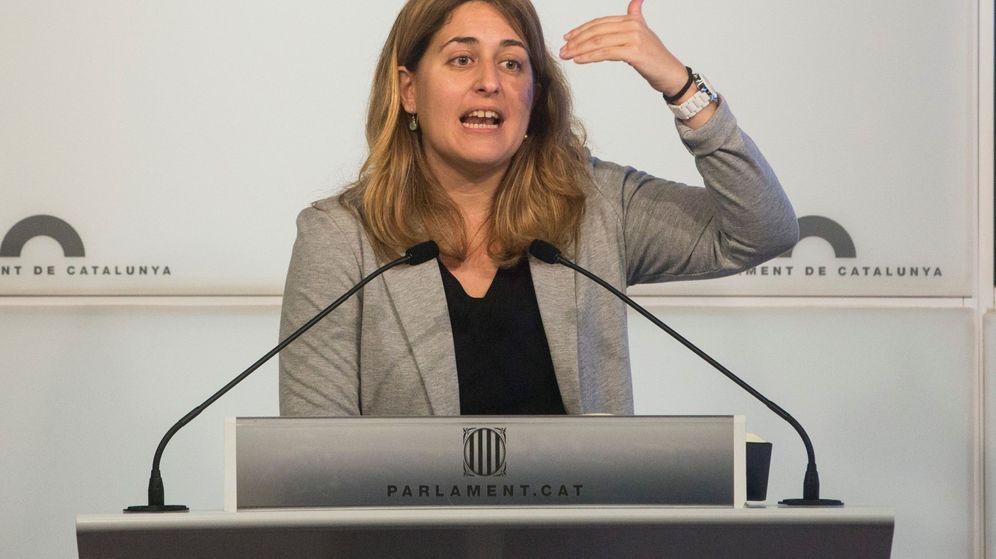Foto: La coordinadora general del PDeCAT, Marta Pascal. (EFE)
