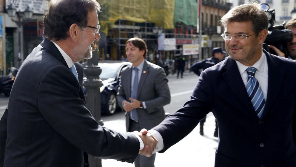 Rajoy llamó a Catalá por su SMS a González: Estas cosas pasan