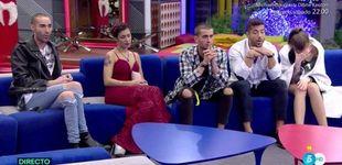 Post de Miguel, Bea, Rodrigo, Alain y Meritxell, finalistas de 'GH 17'