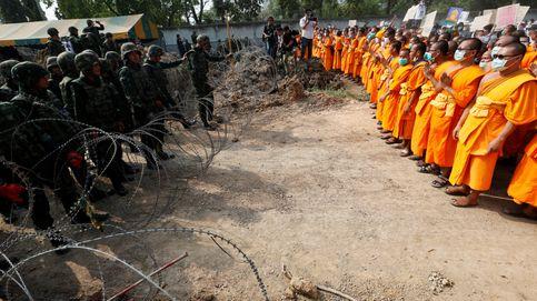 Drogas, sexo y asesinatos: se acabó la fiesta en los templos budistas de Tailandia