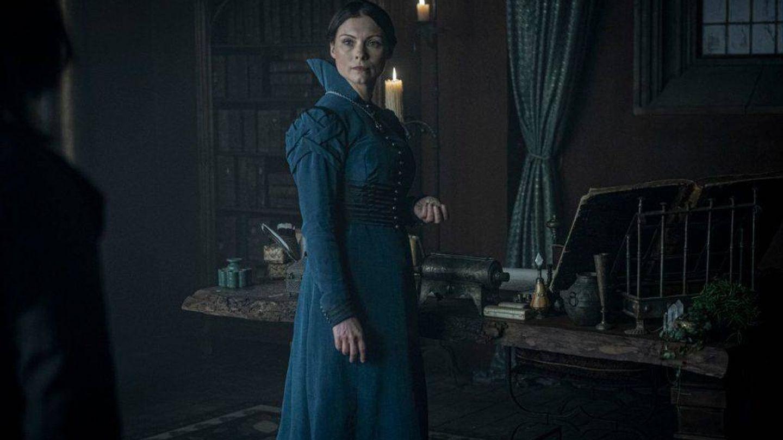 MyAnna Buring es Tissaia en 'The Witcher'. (Netflix)