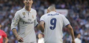 Post de Cristiano eclipsa a Benzema (igual de efectivo) y abre la puerta a Griezmann