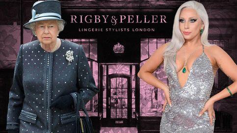 La ropa interior que comparten Isabel II y Lady Gaga