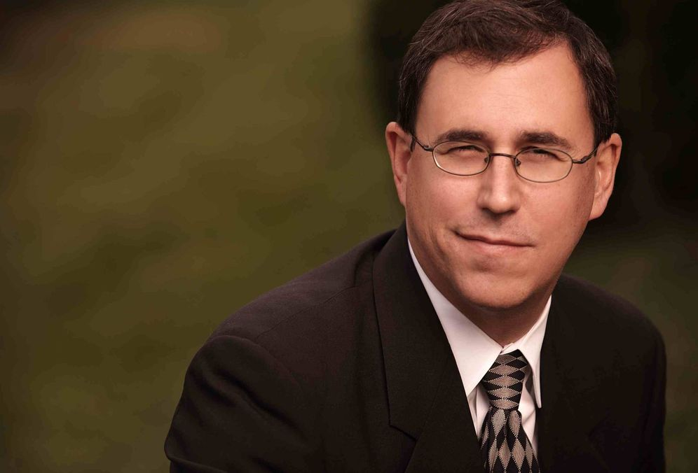 Foto: Barry Lynn, el despedido por criticar a Google.