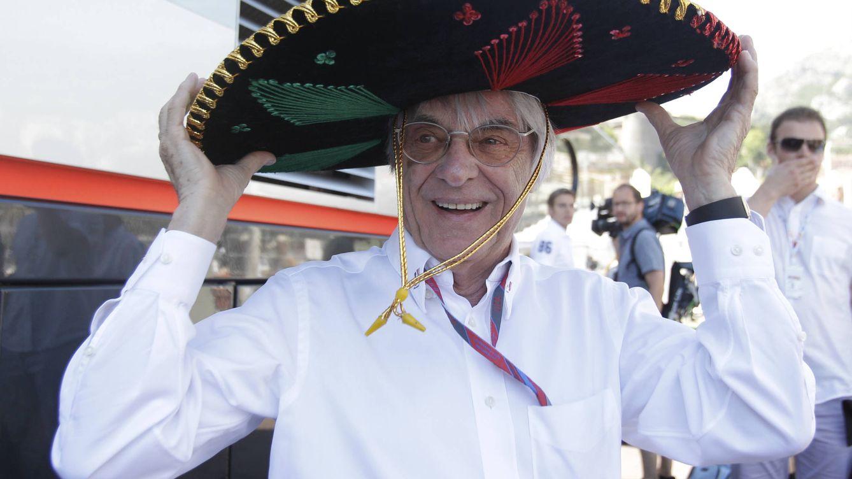 Foto: Bernie Ecclestone en una imagen de archivo (Gtres)