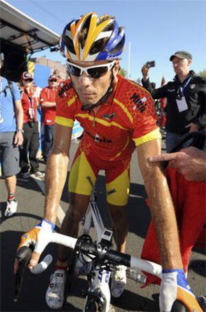 Freire pospone su retirada y quiere seguir hasta los Juegos de Londres 2012