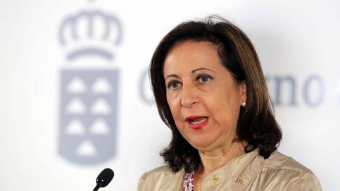Robles dice que el envío del Audaz es una decisión técnica y no detalla la operación