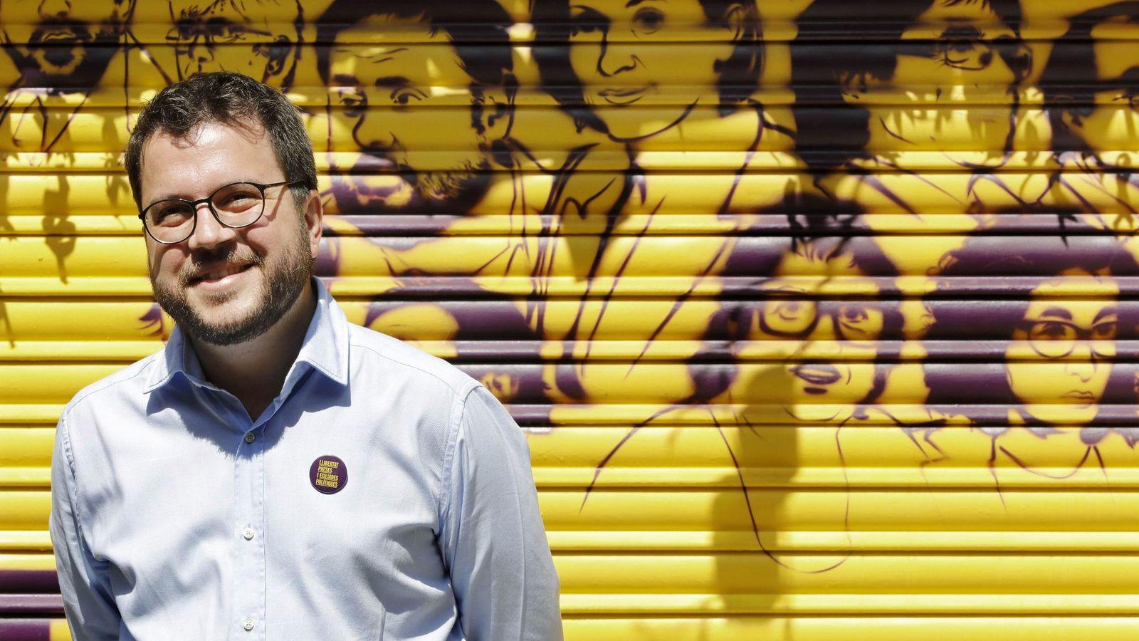 Foto: El vicepresidente de la Generalitat de Cataluña y adjunto a la presidencia de ERC, Pere Aragonès. (EFE)