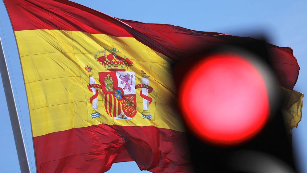 Foto: Una bandera de España. (Reuters)