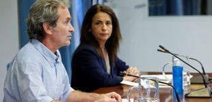 """Post de Simón: """"El brote de Mallorca no tiene un impacto enorme en la incidencia, pero sí en la notificación"""""""