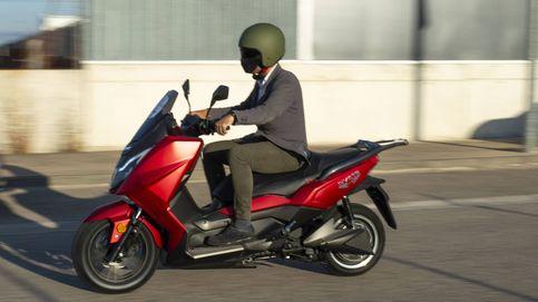 Así es el Invicta Electric T10 Neila, un 'scooter' GT cien por cien eléctrico