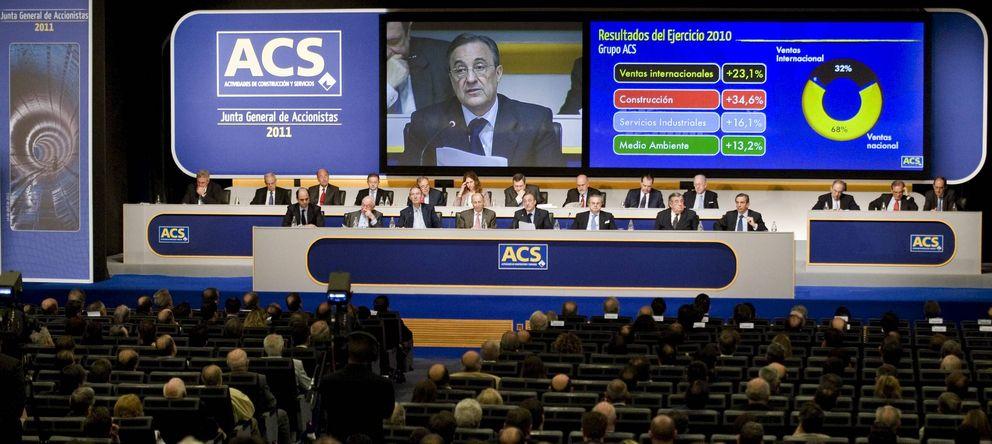 Foto: ACS vuelve a controlar Clece tras recomprar el 25% a N+1 Mercapital por 135 millones