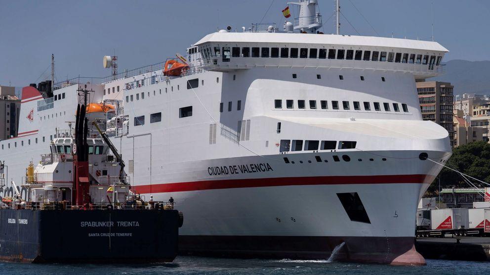 La mayor naviera española impaga la deuda y lanza un SOS para evitar la quiebra