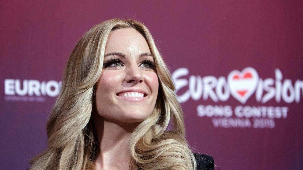 Foto: El 'big data' de Microsoft adelanta el -esperado- trastazo de Edurne en Eurovisión