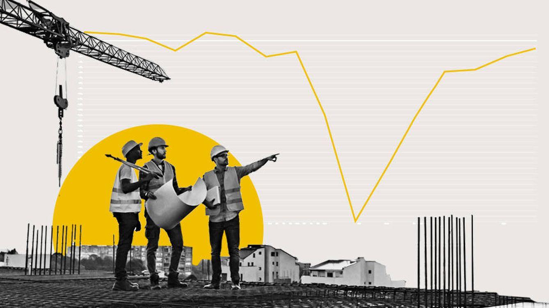 La industria logra la ansiada recuperación en V y vuelve a los niveles precrisis