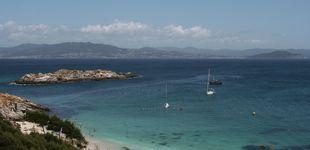 Post de La picaresca de las navieras amenaza el paraíso de las islas Cíes